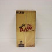 Raw Classic Kingsize -32Packs/3 Cones-96 Cones
