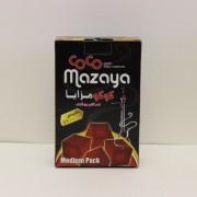 CoCo Mazaya Hookah Charcoals - Small